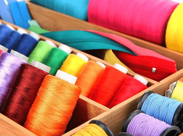 Montando o kit de costura perfeito