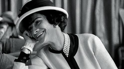 Coco Chanel – Inspiração para as suas peças