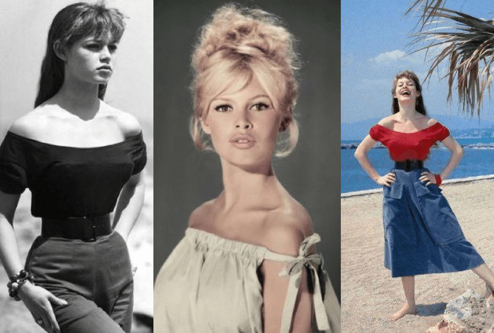 Ombro a ombro: o top Bardot está com tudo!