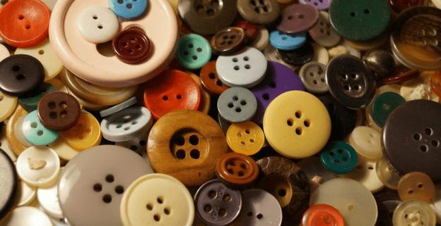 Customize usando botões!